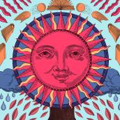 Carrés. A Illustration project by Silja Goetz - 25.03.2021