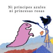 Pola y la espada del augurio. Un proyecto de Creatividad con niños de Idalia Sautto - 18.07.2012