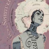 Mademoiselle. Um projeto de Ilustração, Ilustração digital e Ilustração de retrato de Jackie Noëlle - 26.03.2021