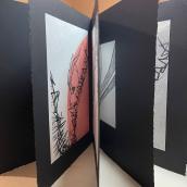 """Mi Proyecto del curso: Encuadernación artesanal sin costuras  """"El Viaje"""" . Un proyecto de Bellas Artes de Liliana Gerardi - 27.03.2021"""