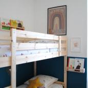 Mi Proyecto del curso: Renovación habitación infantil . Un projet de Décoration d'intérieur de Rosaura Delvalle - 29.03.2021