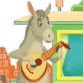 Mi Proyecto del curso: Introducción a la ilustración infantil. Un proyecto de Ilustración digital e Ilustración infantil de Victor Rapino - 31.03.2021