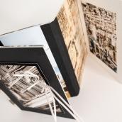 My First Bookbinding Project - Ice Patrol. Um projeto de Artes plásticas e Encadernação de Lucy Carty - 02.04.2021