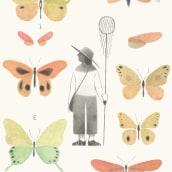 Herbarios . Un progetto di Illustrazione, Illustrazione botanica e Illustrazione editoriale di Samuel Castaño - 05.04.2021