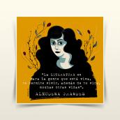 Literatura Española en tiempos de Pandemia. Un proyecto de Ilustración y Diseño gráfico de Marla Cruz Linares - 05.04.2021