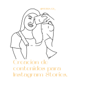 Mi Proyecto del curso: Creación y edición de contenido para Instagram Stories. Un proyecto de Br, ing e Identidad, Marketing, Instagram, Fotografía para Instagram y Marketing para Instagram de Nuria González Sánchez - 07.04.2021