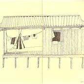 Amazonas. A Zeichnung, Realistische Zeichnung, Erzählung und Naturgetreue Illustration project by Powerpaola - 09.04.2021