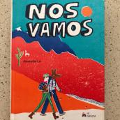 Nos Vamos. A Illustration, Zeichnung und Erzählung project by Powerpaola - 09.04.2021