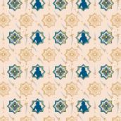 Mi Proyecto del curso: Creación y comercialización de patterns vectoriales. A Textile Illustration project by Alexander Fábrega Cogley - 10.04.2021