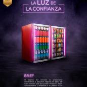 La Luz de la Confianza / Ojo de Iberoamérica 2020 . Un proyecto de Publicidad, Dirección de arte, Diseño gráfico y Creatividad de Isra Romero Aguirre - 10.11.2020