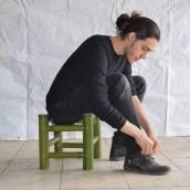 íkpali. Un progetto di Design di mobili , e Design industriale di Alan Sosa - 12.04.2021