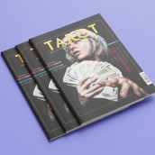 TAROT. Un progetto di Progettazione editoriale , e Graphic Design di Alan Sosa - 12.04.2021
