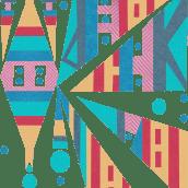 Totem bags - anYsa 2018. Un proyecto de Diseño, Ilustración y Diseño de complementos de Ana Isabel López Benito - 09.06.2018