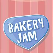 Bakery Jam  Game Art Work. A Vektorillustration und Design für Videospiele project by Mustafa Pracha - 15.01.2015