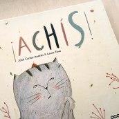 Álbum ilustrado ¡ACHÍS!. A Illustration, Children's Illustration, and Editorial Illustration project by Laura Tova - 04.14.2021