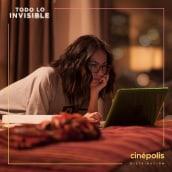 Todo Lo Invisible. Largometraje Ficción. A Post-production project by Leo Fallas - 04.14.2021