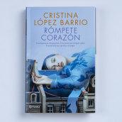 Rómpete, corazón. Planeta 2019. A Writing, and Narrative project by Cristina López Barrio - 11.29.2019