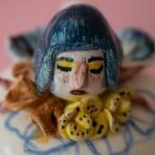 Cerámica ilustrada. A Illustration, Malerei, Skulptur, Dekoration von Innenräumen und Keramik project by Chel Salinas - 17.04.2021