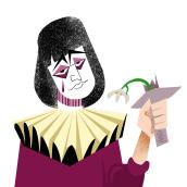 Diseño de Personaje: FERMIN, EL MIMO.. Un proyecto de Animación, Diseño de personajes, Animación de personajes y Animación 2D de Brayan Viera - 18.04.2021