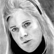 My project in Artistic Charcoal Portraiture: Creating Atmosphere course. Un progetto di Disegno di ritratto di Thomas Björnberg - 18.04.2021