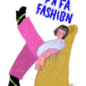 MAKE IT YOUR OWN STYLE. Un proyecto de Ilustración, Diseño de moda, Ilustración digital y Teoría del color de Mariel Romero - 18.04.2021