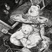 Childhood memories.. A Illustration, Bleistiftzeichnung, Digitale Illustration und Kinderillustration project by Yên Trần Phúc Nguyên - 18.04.2021