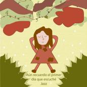 Mi Proyecto del curso: Ilustración de personajes con estilo. Un proyecto de Ilustración de alamofrancis - 20.04.2021