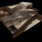 Maqueta | make_hb. Um projeto de Arquitetura de Federico Hernández Barrón - 01.11.2015