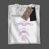 Ladybird. Um projeto de Ilustração, Ilustração vetorial, Design de moda e Ilustração digital de Débora Motta - 08.04.2021