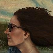 Autoretratos. A Digital Painting project by Ariel Nine - 04.24.2021