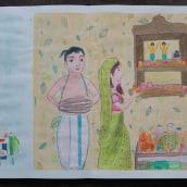 Mi Proyecto del curso: Sketchbook para explorar tu estilo de dibujo. A Illustration und Kunstleitung project by Johana Jaramillo - 11.04.2021