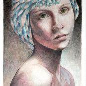 Angel de las flores. A Fine Art project by Liliana Quintero - 04.27.2021