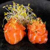 Hey Ya! Sushi. A Food photograph project by Juciellen Ribeiro - 05.04.2021