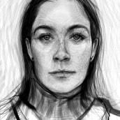 RSSNA. Un proyecto de Dibujo de Retrato y Dibujo digital de ALFONSO OSORIO - 06.05.2021