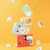 Papelería Naif. Un proyecto de Dirección de arte, Consultoría creativa, Redes Sociales, Creatividad, Fotografía de producto, Stor, telling y Marketing para Instagram de Låpsüs   Contenido Visual - 17.01.2021