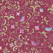 Persian Birds. A Illustration, Musterdesign, Vektorillustration und Digitales Design project by lynkalogirou - 08.05.2021