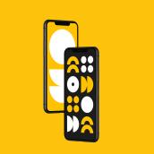 Agencia Tributaria Región de Murcia. Un proyecto de Motion Graphics, Br, ing e Identidad, Diseño gráfico, Diseño de logotipos y Diseño de espacios comerciales de bbrand - 13.04.2021