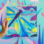 Dragonfly, Picture Book 2020. Un proyecto de Ilustración, Ilustración infantil e Illustración editorial de Catherine Pearson - 01.09.2020