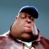 The Notorious B.I.G: Biggie. Un proyecto de Ilustración, 3D, Diseño de personajes, Ilustración digital, Modelado 3D, Diseño de personajes 3D y Diseño 3D de Anthony Nuñez Goncalves - 12.05.2021