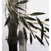 Mi Proyecto del curso: Introducción a la pintura sumi-e. A Ink Illustration, and Painting project by jael Ap - 05.18.2021