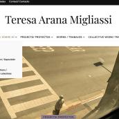 Mi Proyecto del curso: Creación de una web profesional con WordPress. Um projeto de UI / UX, Informática, Arquitetura da informação, Web design e Desenvolvimento Web de colectivo_tffmmb - 15.05.2021