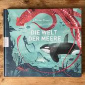 Ocean of the World. Um projeto de Ilustração de Dieter Braun - 01.03.2021