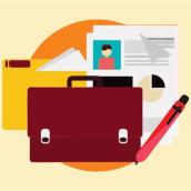 Currículum Vitae. Un proyecto de Gestión del Portafolio de Michelle Nájera - 21.05.2021