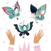 Cicatrius amb una altra història. Un progetto di Illustrazione di Manuela Montoya Escobar - 24.05.2021
