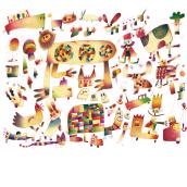 Con Bolígrafo. Un progetto di Illustrazione di Gusti - 24.05.2021