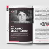 Talentum, educación en valores. Um projeto de Design editorial, Educação e Design gráfico de Magimo Studio - 27.05.2021