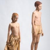 Giorgia & Martí. Um projeto de Escultura de Efraïm Rodríguez - 21.05.2021