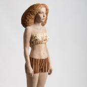 18 years old, Helena. Um projeto de Escultura de Efraïm Rodríguez - 21.05.2021