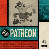 EdVill's Patreon! . Un proyecto de Consultoría creativa de Ed Vill - 29.05.2021