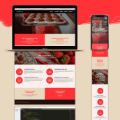Mi Proyecto del curso: Introducción al Desarrollo Web Responsive con HTML y CSS. Un proyecto de Diseño Web, Desarrollo Web, CSS y HTML de Nicolás Romero - 29.05.2021